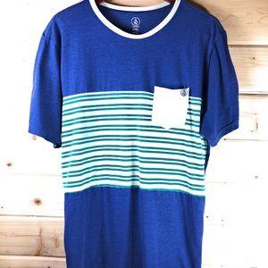Volcom T-Shirt With Pocket